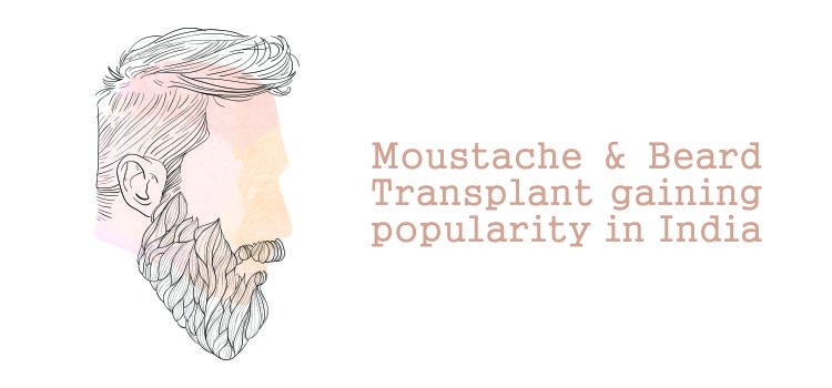 Moustache and Beard Hair Transplant surgery in Ahmedabad