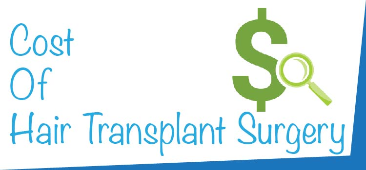 Cost for Hair Transplant Surgery in Delhi, India