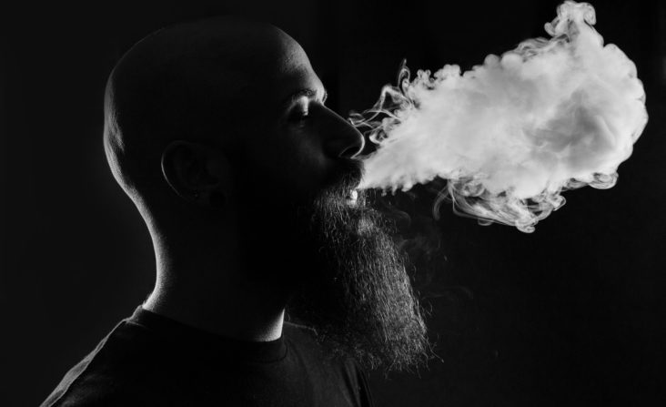 Relation between Smoking and Hair Loss