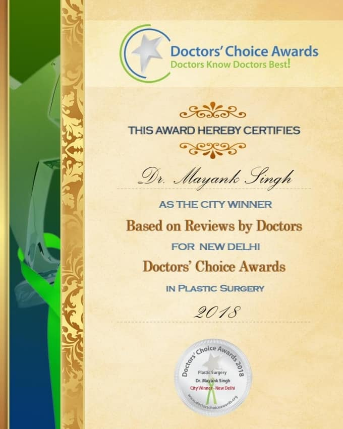 doctor choice award mayank singh2