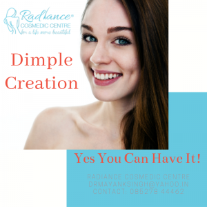 Dimple Creation Surgery in Delhi India