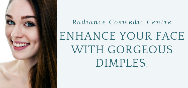 Enhance your face with gorgeous Dimples